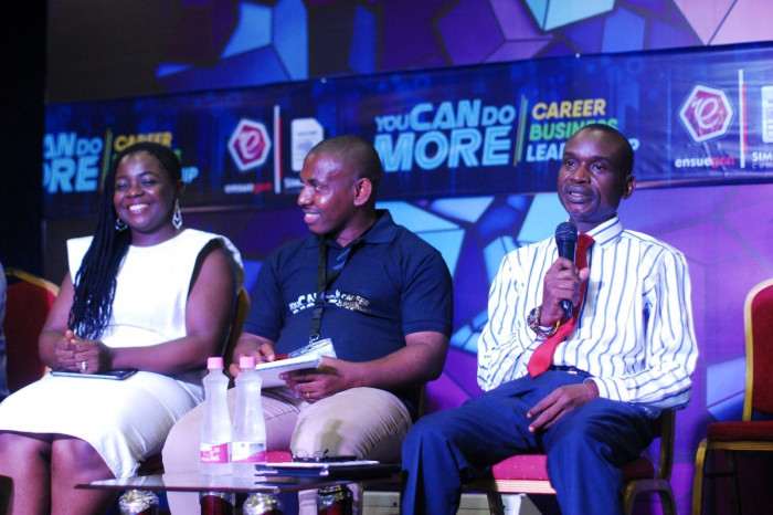 Hosting Career Expo in PortHarcourt