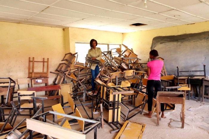 Rehabilitation Of Ugwuaji Community School